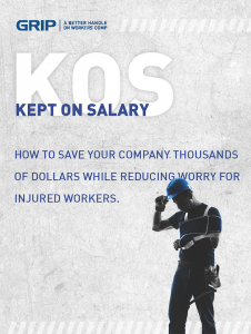 Kept on Salary eBook cover